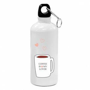 Bidon turystyczny Coffee is my lover