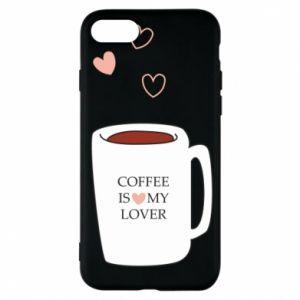 Etui na iPhone 7 Coffee is my lover