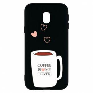 Etui na Samsung J3 2017 Coffee is my lover