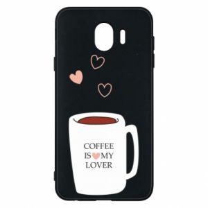Etui na Samsung J4 Coffee is my lover