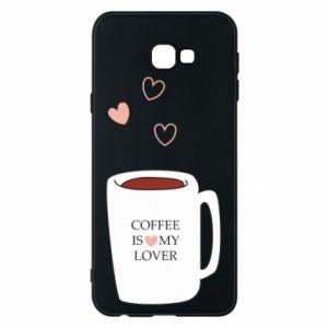Etui na Samsung J4 Plus 2018 Coffee is my lover