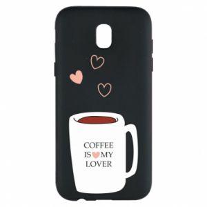 Etui na Samsung J5 2017 Coffee is my lover