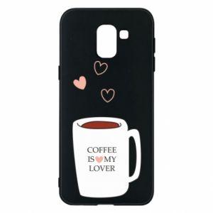Etui na Samsung J6 Coffee is my lover
