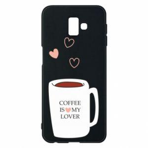 Etui na Samsung J6 Plus 2018 Coffee is my lover