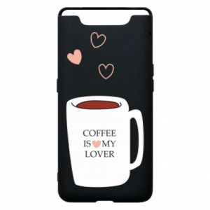 Etui na Samsung A80 Coffee is my lover
