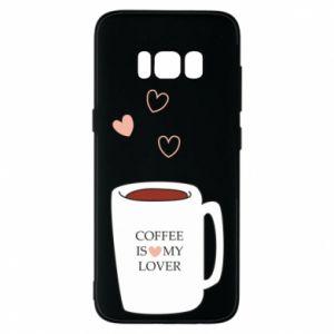 Etui na Samsung S8 Coffee is my lover