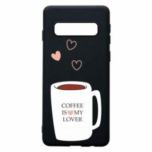 Etui na Samsung S10 Coffee is my lover