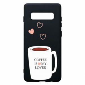 Etui na Samsung S10+ Coffee is my lover