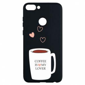 Etui na Huawei P Smart Coffee is my lover