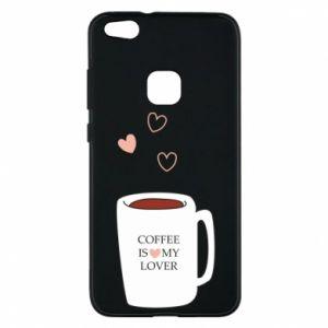Etui na Huawei P10 Lite Coffee is my lover