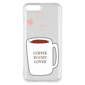 Etui na Xiaomi Mi6 Coffee is my lover