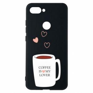 Etui na Xiaomi Mi8 Lite Coffee is my lover