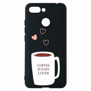 Etui na Xiaomi Redmi 6 Coffee is my lover