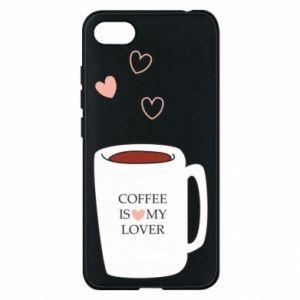 Etui na Xiaomi Redmi 6A Coffee is my lover