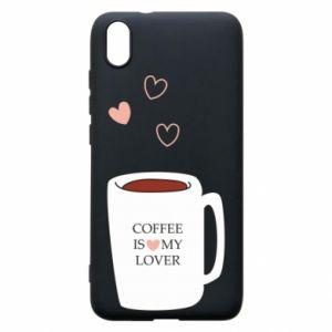 Etui na Xiaomi Redmi 7A Coffee is my lover
