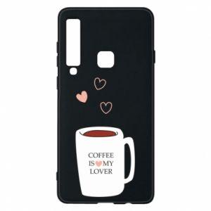Etui na Samsung A9 2018 Coffee is my lover