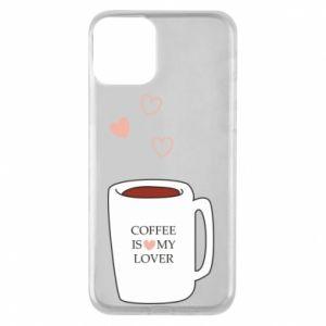 Etui na iPhone 11 Coffee is my lover