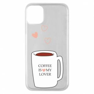 Etui na iPhone 11 Pro Coffee is my lover
