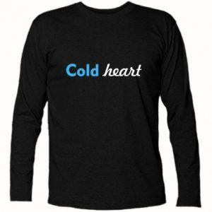 Koszulka z długim rękawem Cold heart