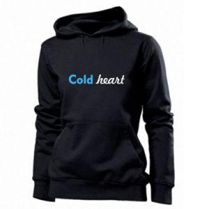 Bluza damska Cold heart