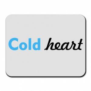Podkładka pod mysz Cold heart