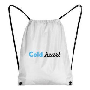 Plecak-worek Cold heart