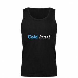 Męska koszulka Cold heart