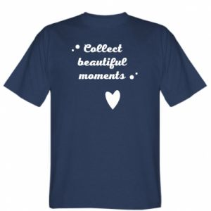 Koszulka Collect beautiful moments