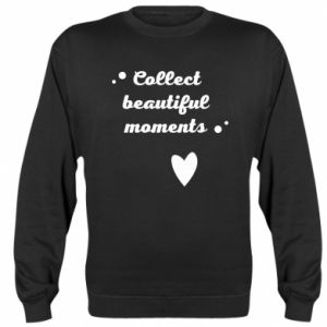 Bluza (raglan) Collect beautiful moments