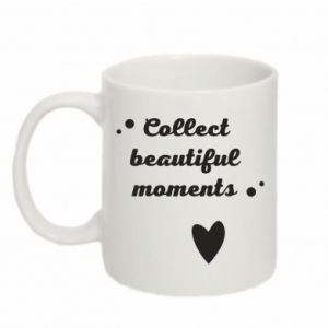 Kubek 330ml Collect beautiful moments