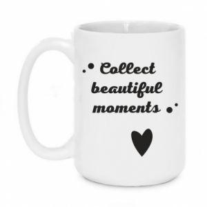 Kubek 450ml Collect beautiful moments