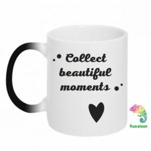 Kubek-kameleon Collect beautiful moments