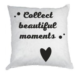 Poduszka Collect beautiful moments