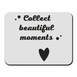 Podkładka pod mysz Collect beautiful moments