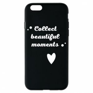 Etui na iPhone 6/6S Collect beautiful moments