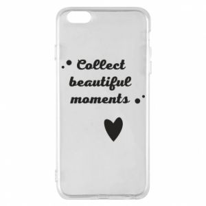 Etui na iPhone 6 Plus/6S Plus Collect beautiful moments
