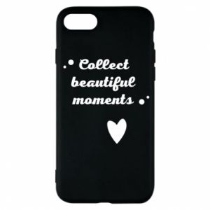 Etui na iPhone 7 Collect beautiful moments