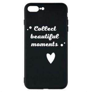 Etui na iPhone 7 Plus Collect beautiful moments
