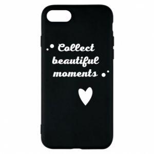 Etui na iPhone 8 Collect beautiful moments