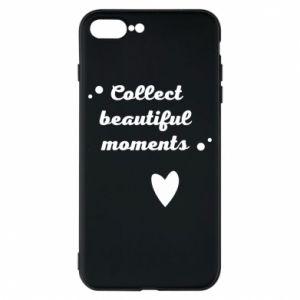 Etui na iPhone 8 Plus Collect beautiful moments