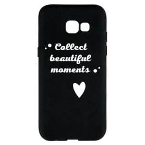 Etui na Samsung A5 2017 Collect beautiful moments