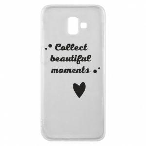 Etui na Samsung J6 Plus 2018 Collect beautiful moments
