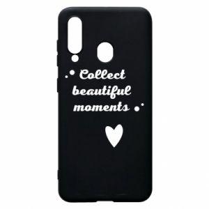 Etui na Samsung A60 Collect beautiful moments