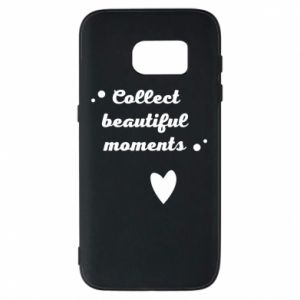 Etui na Samsung S7 Collect beautiful moments