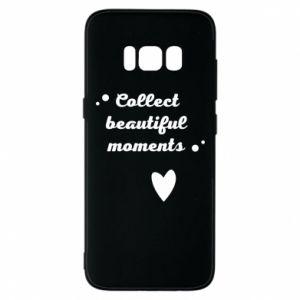 Etui na Samsung S8 Collect beautiful moments