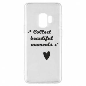 Etui na Samsung S9 Collect beautiful moments