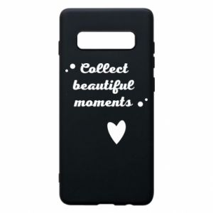 Etui na Samsung S10+ Collect beautiful moments