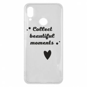 Etui na Huawei P Smart Plus Collect beautiful moments