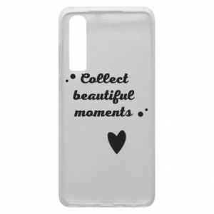 Etui na Huawei P30 Collect beautiful moments