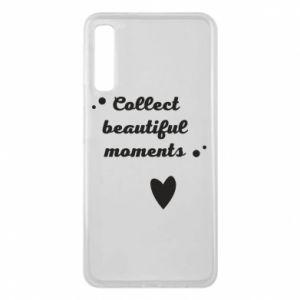 Etui na Samsung A7 2018 Collect beautiful moments